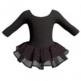 Tutu danza maniche 3/4 SK1001LCS406