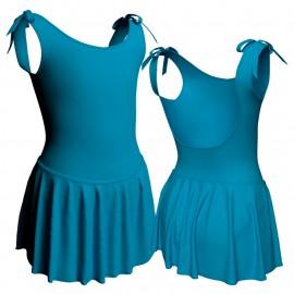 Body danza con gonnellino a canotta SK2LCL1023
