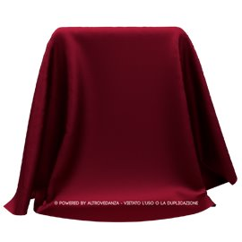 Raso | Colore RS818 - Bordeaux