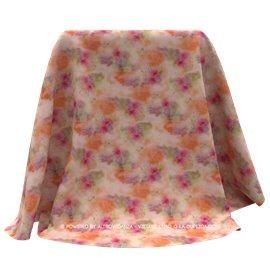 Lycra Fantasy | Colore LF05 - Pink Flowers