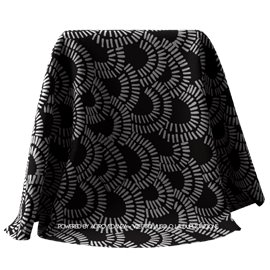 Lycra SunBeams | Colore LF809 - Black/White