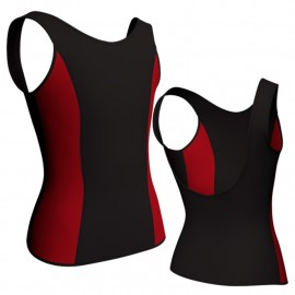 T-shirt & Top senza maniche con inserto MLC203