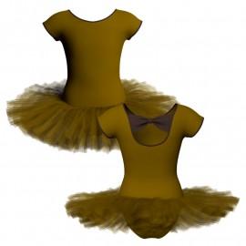Tutù danza maniche aletta TUQ210