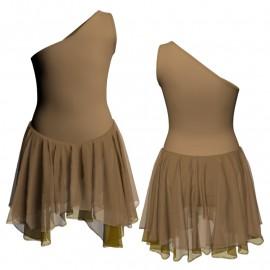 Costume balletto monospalla YUK1020