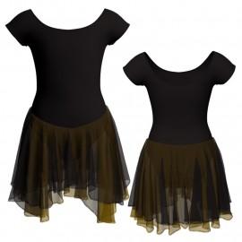 Costume balletto maniche aletta YUK408