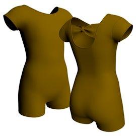 Body Danza a Pantaloncino PTX210